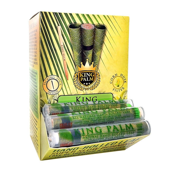 Kings Palms Super Slow Burning Wraps - King Size
