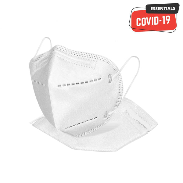 KN95 Respirator Face Mask - 2 Count | Dispensary Supply | Marijuana Packaging