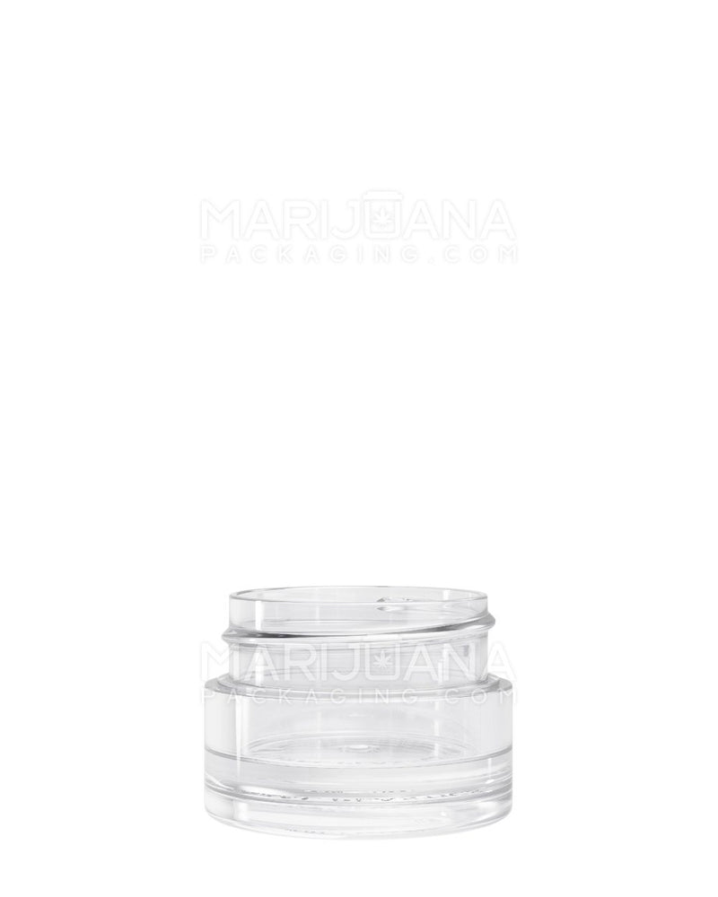Polystyrene Thick Wall Container 3.7ML - 1300 Count | Dispensary Supply | Marijuana Packaging