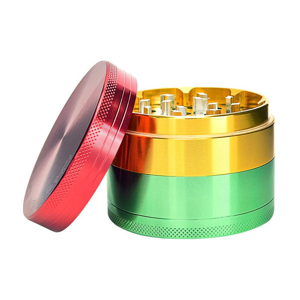 Rasta Chromium Crusher - 63mm