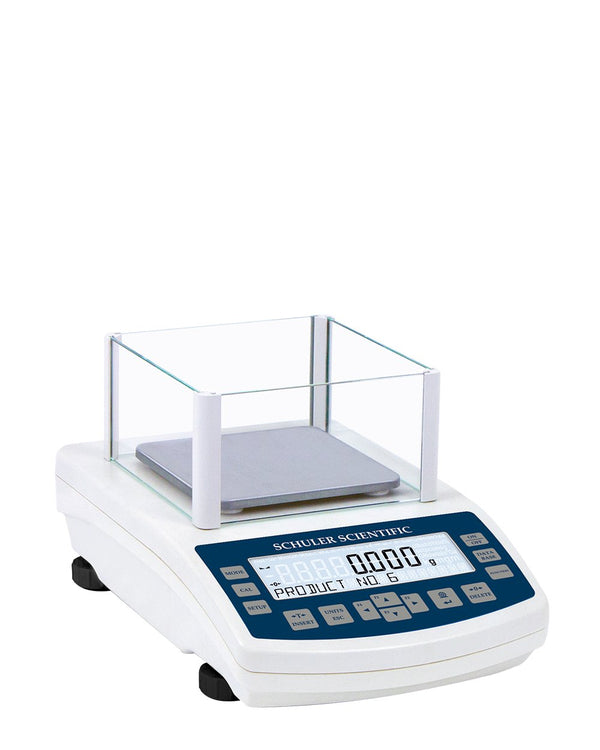 Schuler Scientific A-Series Scale 1003N 1000G - NTEP Certified | Dispensary Supply | Marijuana Packaging