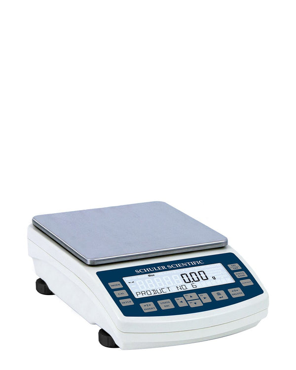 Schuler Scientific A Series Scale 2102N 2100G - NTEP Certified | Dispensary Supply | Marijuana Packaging