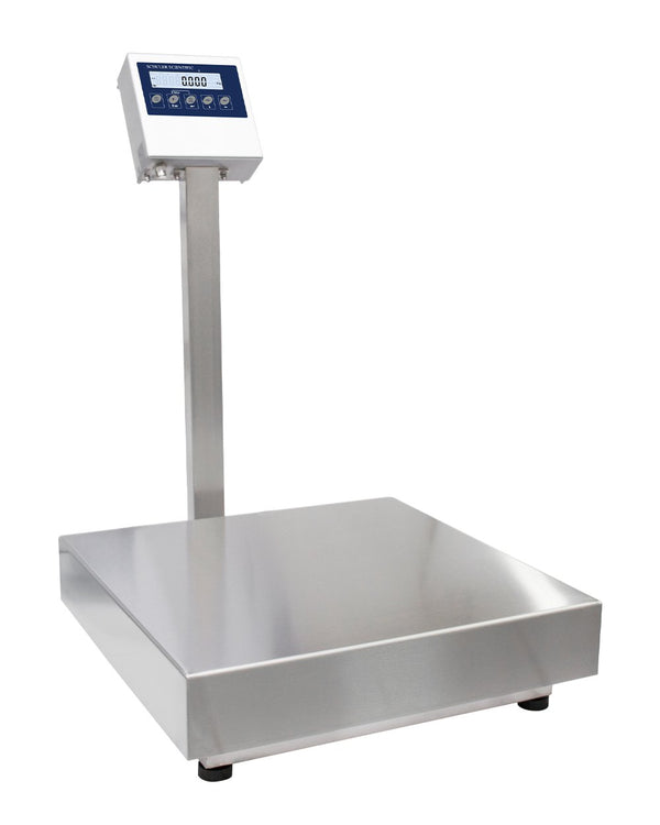 Schuler Scientific Industrial Scale 30000G | Dispensary Supply | Marijuana Packaging