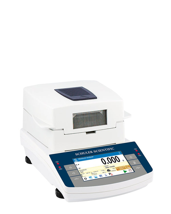 Schuler Scientific Moisture Analyzer 210G | Dispensary Supply | Marijuana Packaging