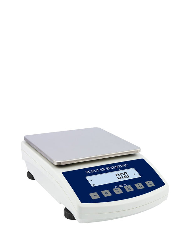 Schuler Scientific SH-Series Scale 6001N 6000G - NTEP Certified | Dispensary Supply | Marijuana Packaging