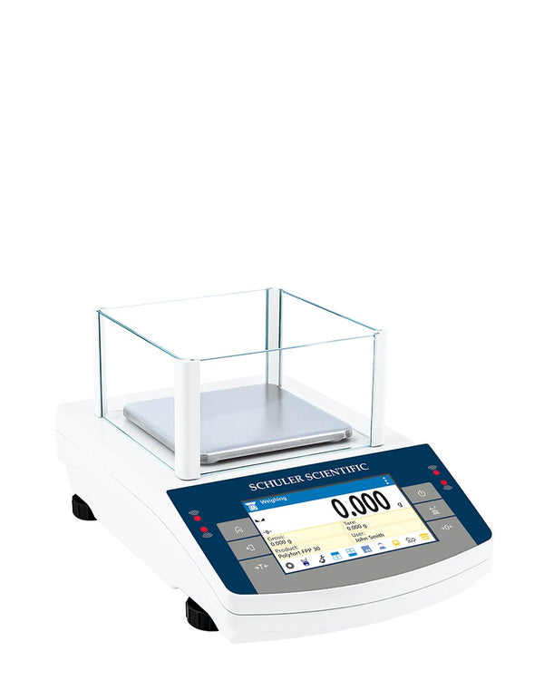 Schuler Scientific TD-Series Scale 1000G | Dispensary Supply | Marijuana Packaging