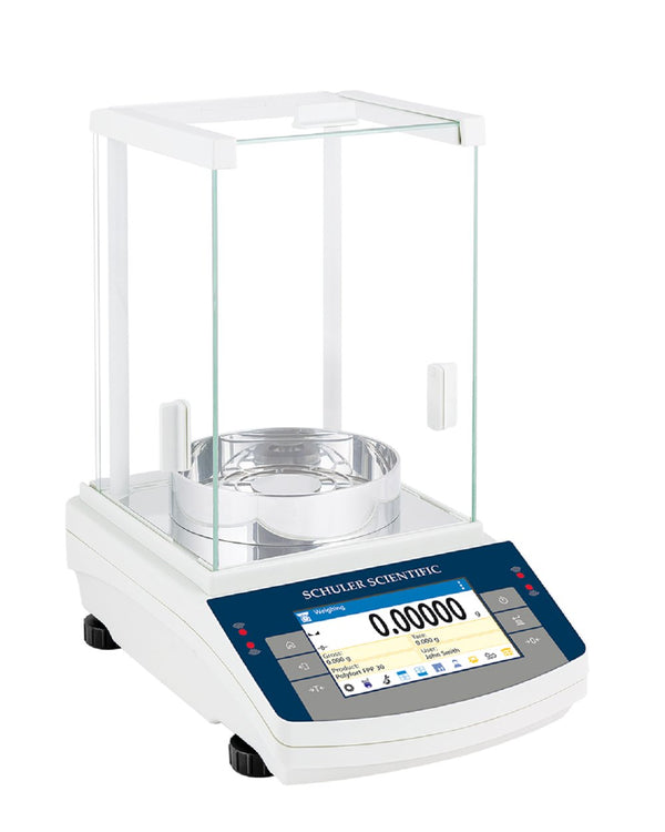 Schuler Scientific TD-Series Scale 220G | Dispensary Supply | Marijuana Packaging