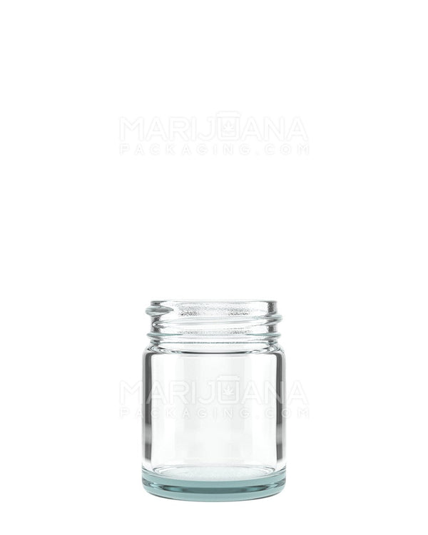 Straight Sided Glass Jars | 38mm - 1oz - 252 Count | Dispensary Supply | Marijuana Packaging