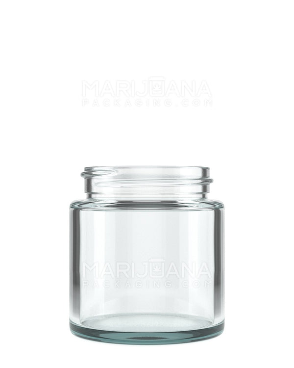 Straight Sided Glass Jars | 53mm - 3.75oz - 32 Count | Dispensary Supply | Marijuana Packaging