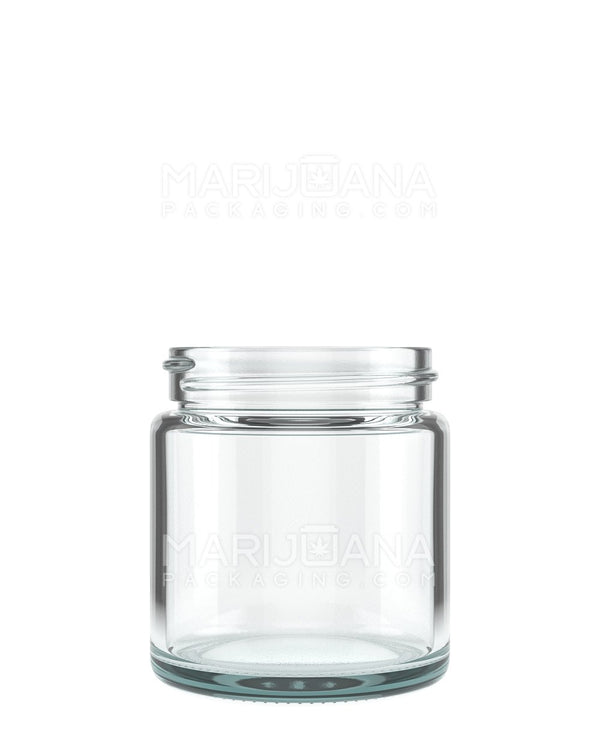 Straight Sided Glass Jars | 53mm - 3oz - 150 Count | Dispensary Supply | Marijuana Packaging