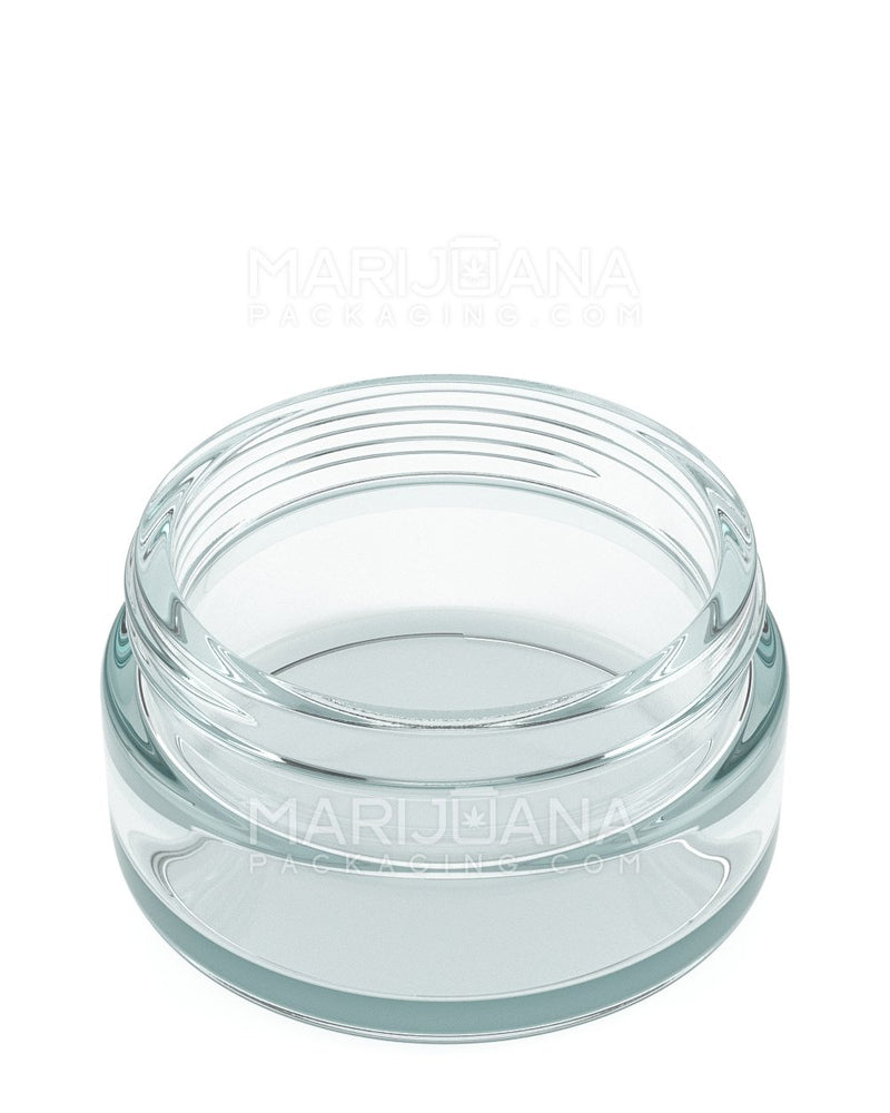 Straight Sided Glass Jars | 63mm - 1.7oz - 192 Count | Dispensary Supply | Marijuana Packaging