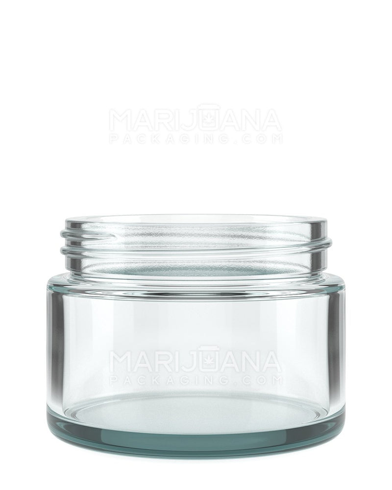 Straight Sided Glass Jars | 63mm - 3.4oz - 96 Count | Dispensary Supply | Marijuana Packaging