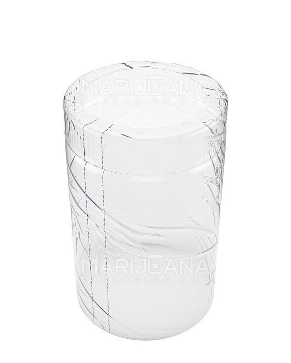 Tamper Evident | Glass Jar Shrink Bands | 10oz - 1000 Count | Dispensary Supply | Marijuana Packaging