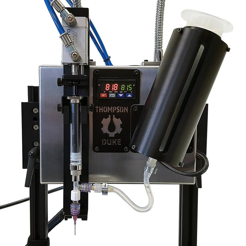 MCF1 Semi-Automatic Oil Filling Machine System