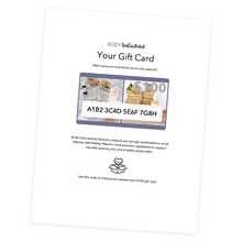 Load image into Gallery viewer, Body Unburdened digital gift card