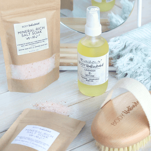 At-Home Spa Kit: Full Body Buff & Bliss