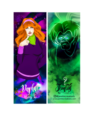 Daphne Bookmark