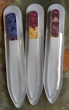 Glass Nail Files With Glam Girl