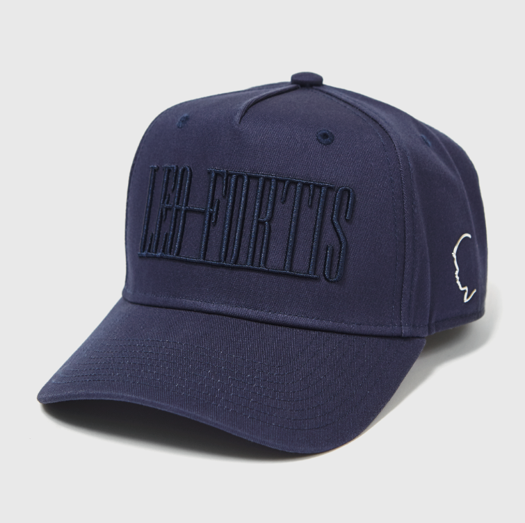 Leo Fortis Blue Hat