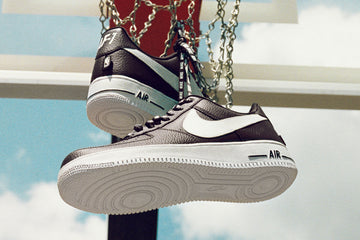the best attitude f2d57 b36a7 Nike Air Force 1, la prima e leggendaria scarpa da basket dotata di  tecnologia Nike Air