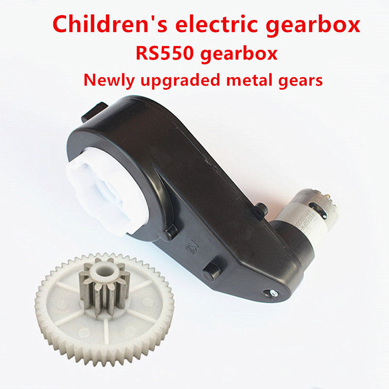 550 and 390 Gear Model C Kid/'s Car Accs Children/'s Electric RC Car Plastic Gear