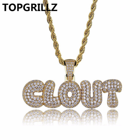 Iced Clout Pendant