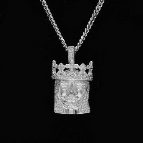 Iced Royal King Pendant