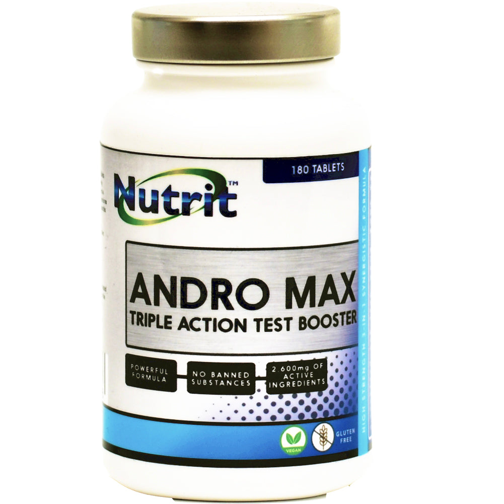ANDRO MAX | Testosterone booster for men