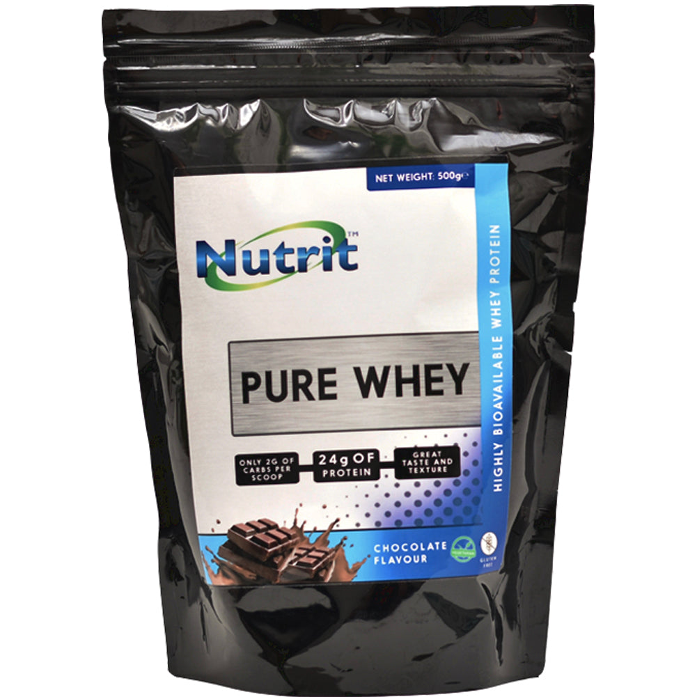 PURE WHEY – 80% Whey Protein - 16 Servings
