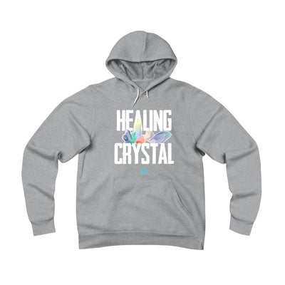 Healing Crystal For You Unisex Sponge Fleece Pullover Hoodie
