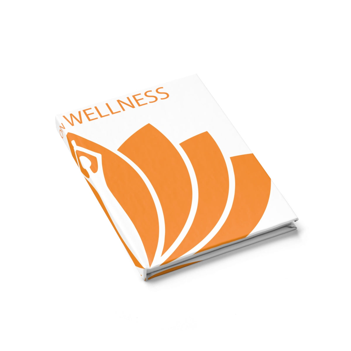 FOCUS ON WELLNESS Journal - Ruled Line
