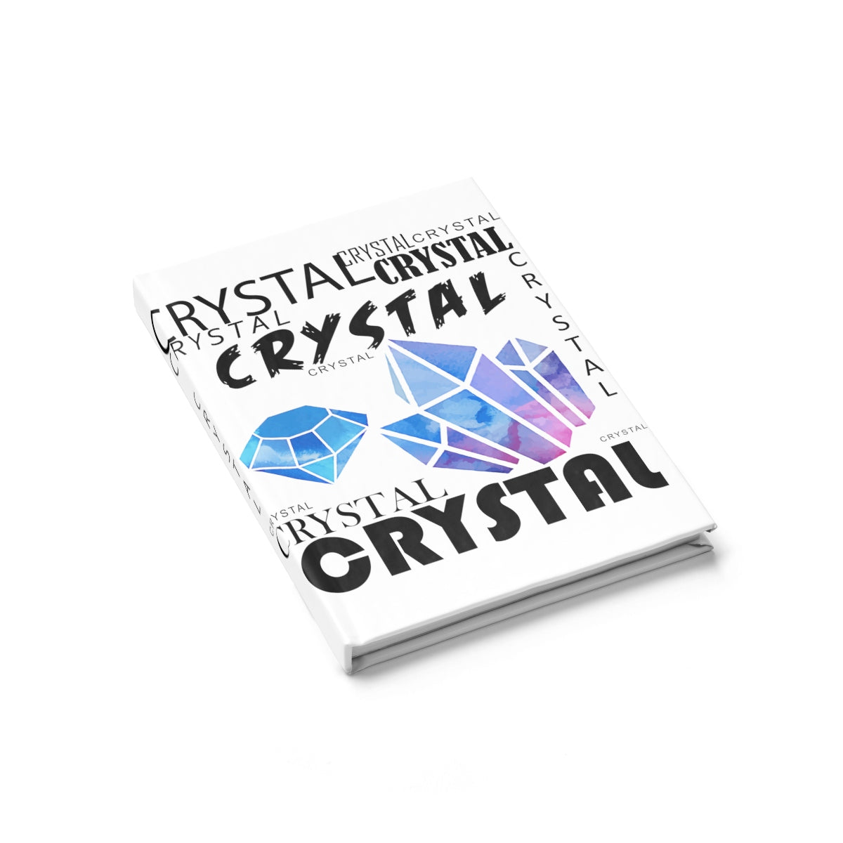 COOL CRYSTAL Journal - Ruled Line