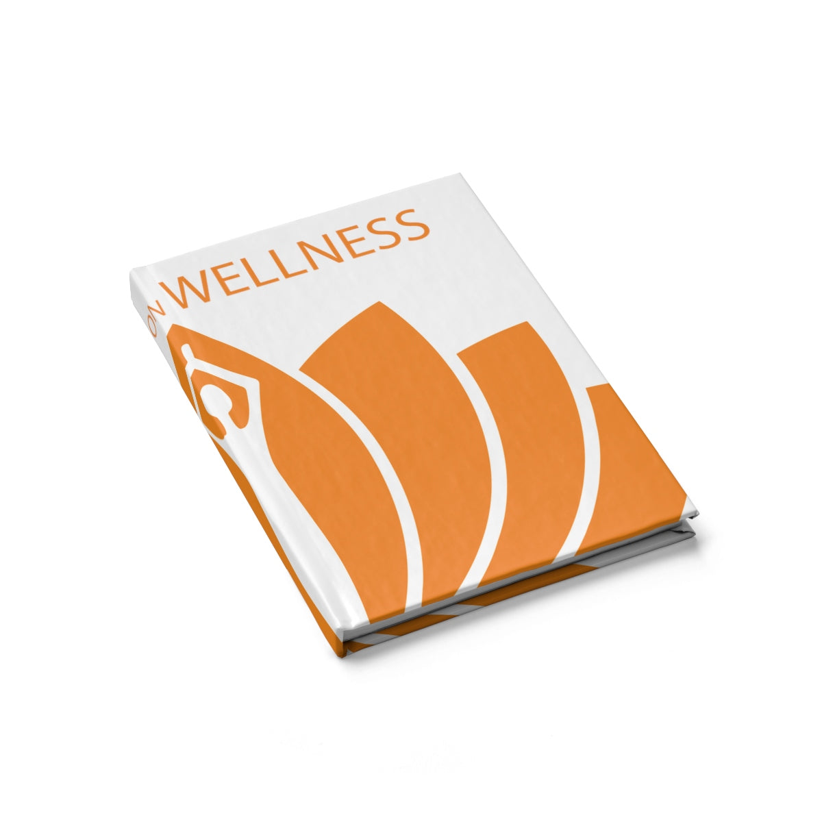 FOCUS ON WELLNESS Journal - Blank