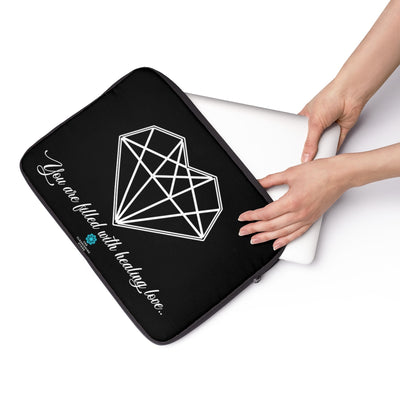 Healing Love Laptop Sleeve