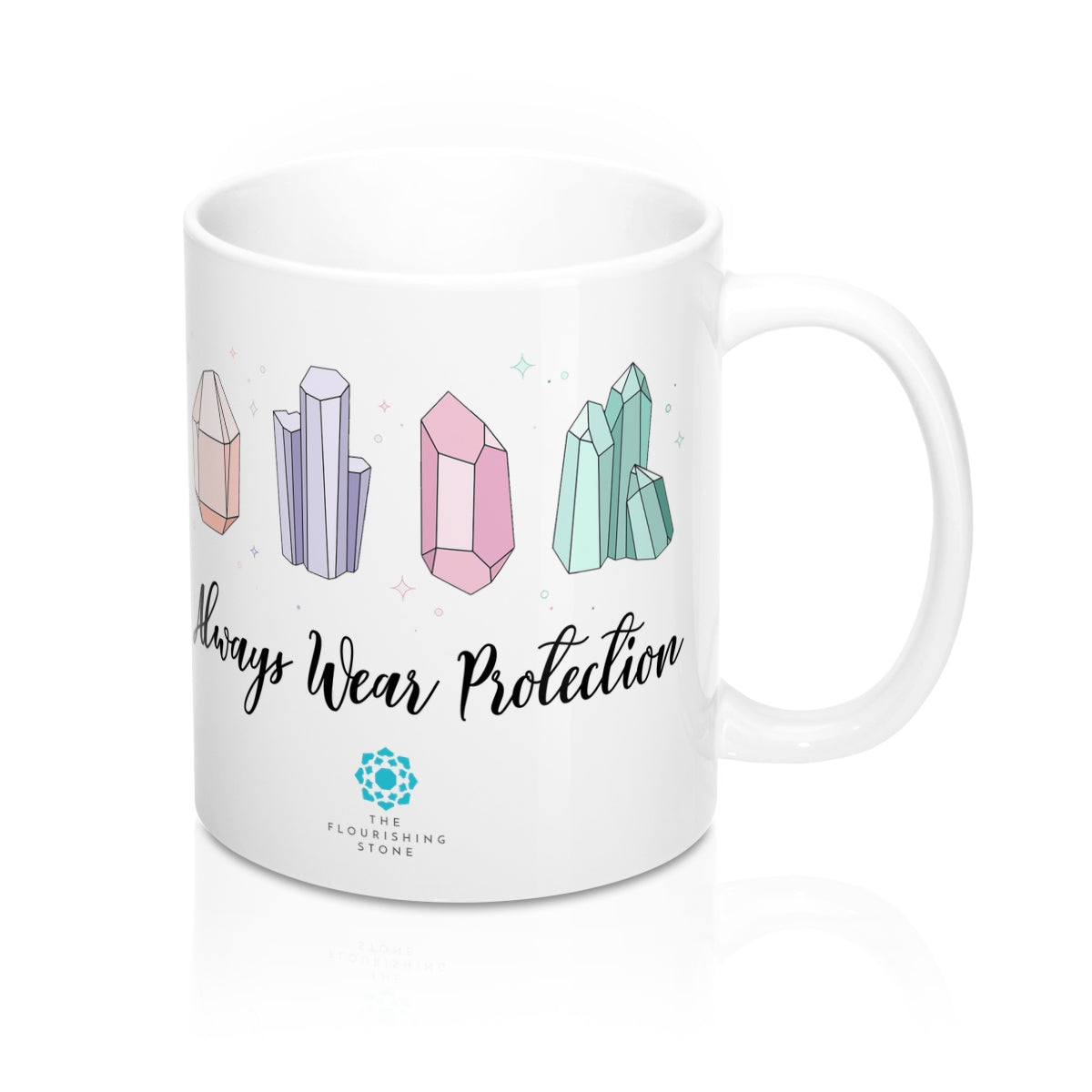 Always Wear Protection Mug