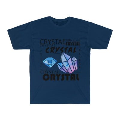 COOL CRYSTAL Men's Surf Tee