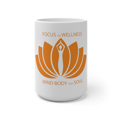 MIND BODY AND SOUL Color Changing Mug