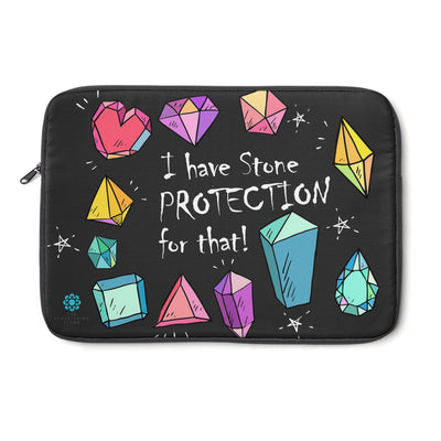 My Stone Protection Laptop Sleeve
