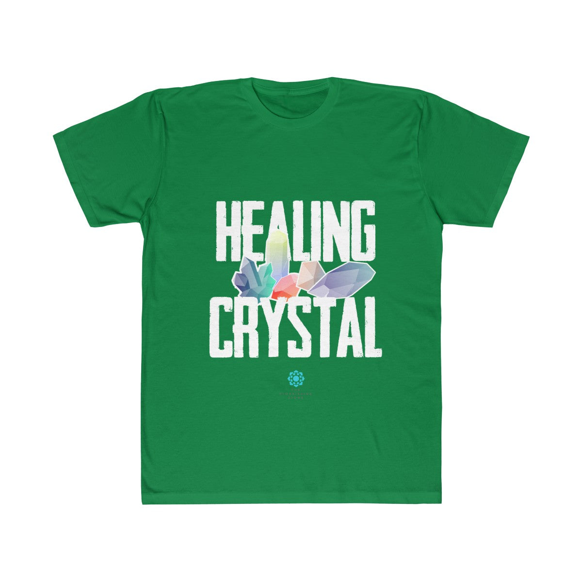 Healing Crystal Unisex Fitted Tee