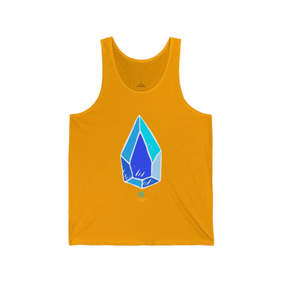 Crystal For Everyone Unisex Jersey Tank