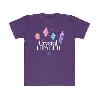 Crystal Healer Unisex Fitted Tee