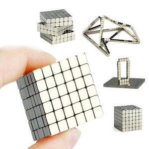 Rare Magnetic Cube (216 pieces)