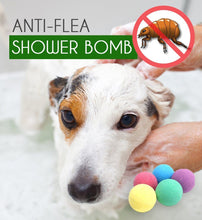 Load image into Gallery viewer, Anti Flea Shower Bomb (5Pack)