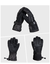 Load image into Gallery viewer, Outdoor Sports Running Riding Touch Screen Gloves Male Winter Waterproof Ski Warm Non Slip Gloves
