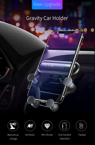 Gyro Universal Auto-Grip Car Mount