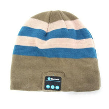Load image into Gallery viewer, Unisex Wireless Bluetooth Beanie Hat