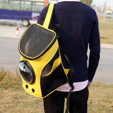 Load image into Gallery viewer, Pet Capsule Backpack