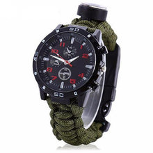 Load image into Gallery viewer, The Military Survivalist Watch