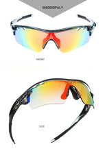 Load image into Gallery viewer, POLARIZED CYCLING GLASSES SET