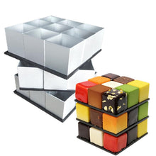 Load image into Gallery viewer, POP RUBIK'S CUBE 3D CAKE MOLD